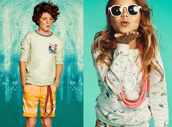ropa adolescentes