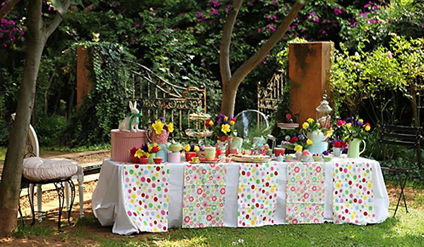 Jardines peque os para fiestas imagui - Decoracion fiesta jardin ...