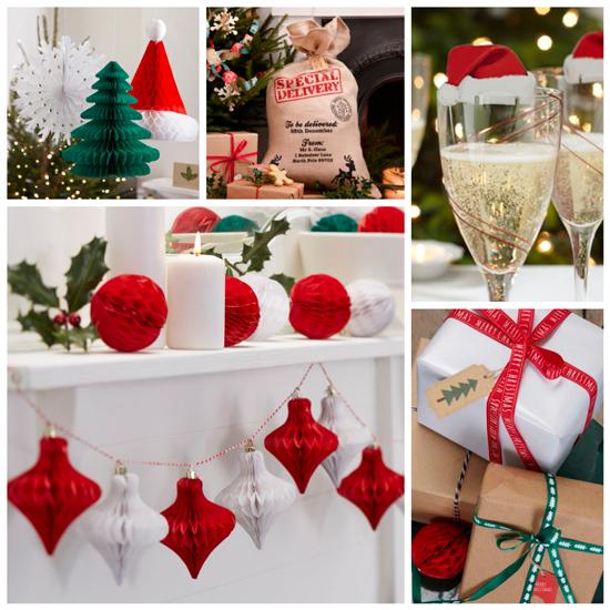 Decoraci n navide a casera manualidades para navidad - Decoracion hecha en casa ...