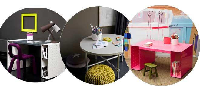 Fotos de estudio para ni os imagui - Mesas de estudio para ninos ...