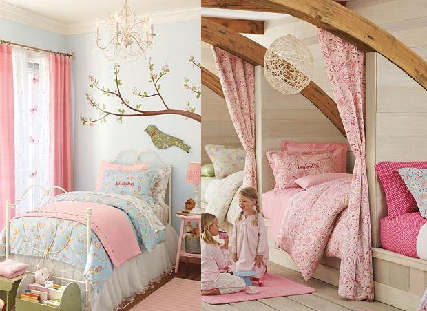Decorar dormitorio infantil ni a imagui - Dormitorios infantiles nina ...