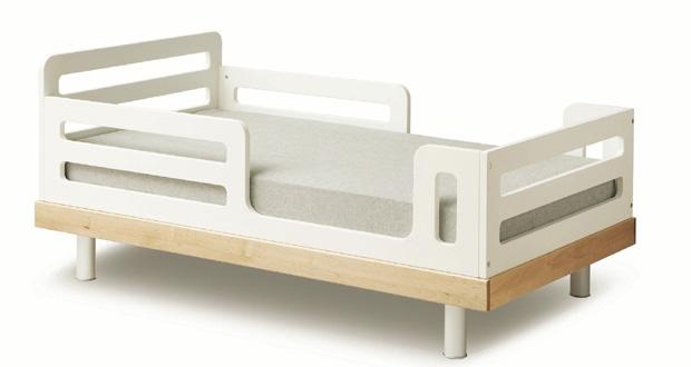 Tall bed frame twin - La Cama Cuna Bebe Oeuf De Nobodinoz Muebles Y Decoraci 243 N