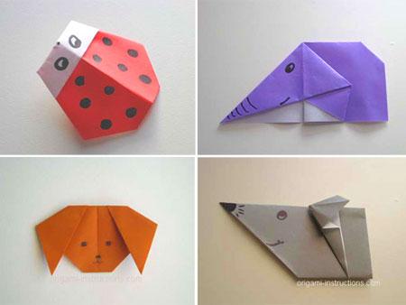 Origami El Arte De Doblar Papel Archivo Monografias Com El