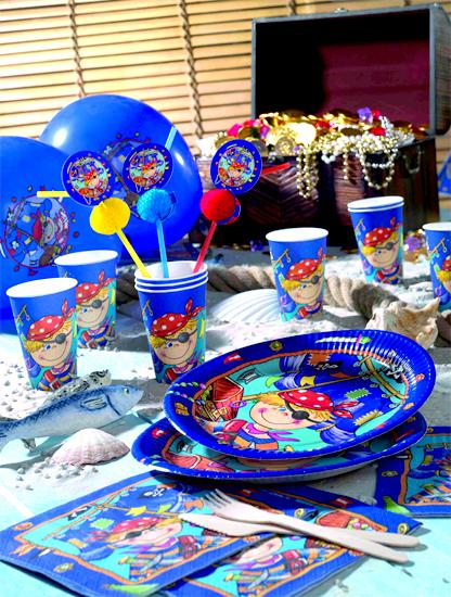 Decora las mejores fiestas infantiles con papstar el - Accesorios de cumpleanos infantiles ...