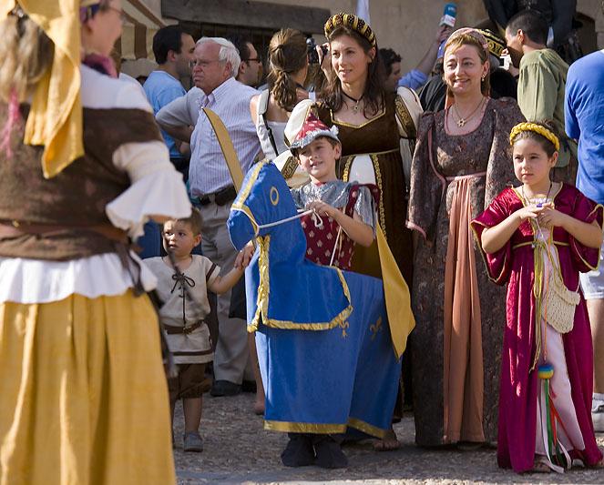 Trajes medievales mujer faciles de hacer