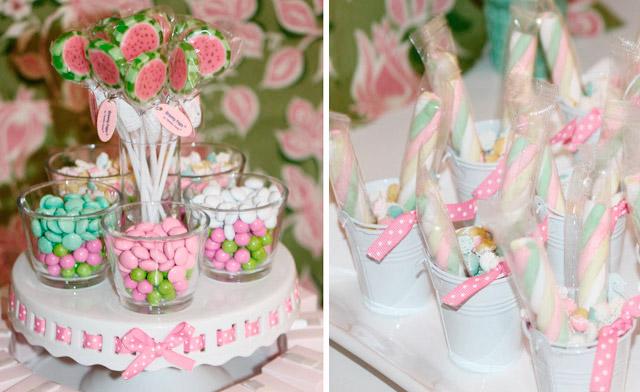 Fiesta de cumpleaños para niñas coquetas - Inspiración e ideas ...