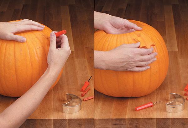Mundo fili como decorar tu calabaza en halloween - Como decorar halloween ...