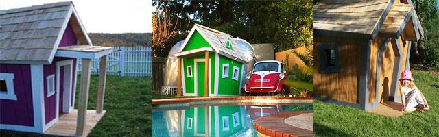 luxury small world casitas de jardn para nios de lujo u