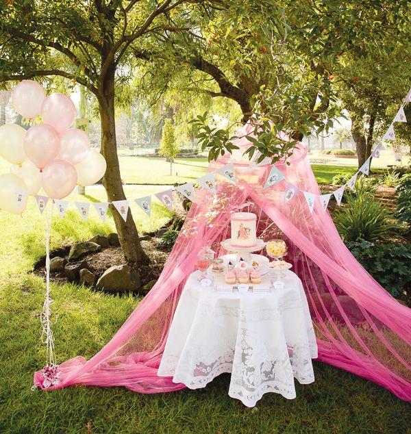 jardin de princesas