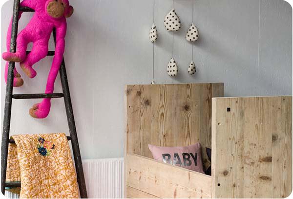 Resultado de imagen para decoracion para habitacion de bebe vintage