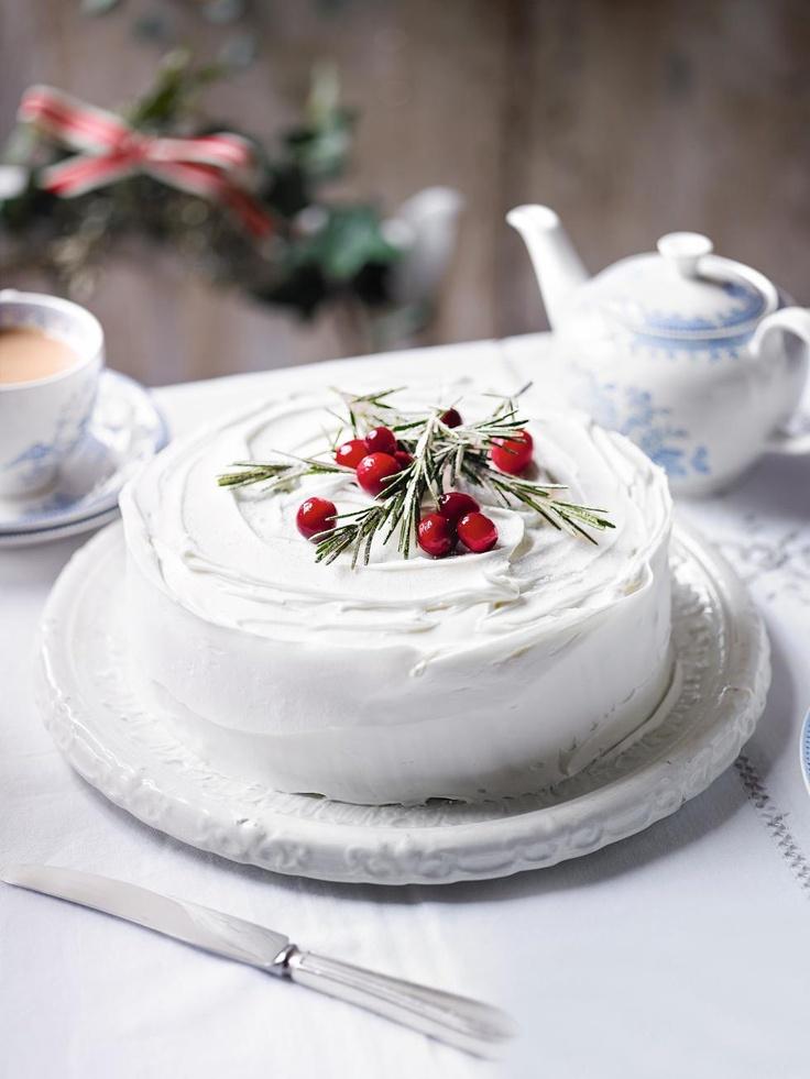 Events Maresme Ideas Sencillas Para Decorar Una Tarta De Navidad - Ideas-para-decorar-una-tarta
