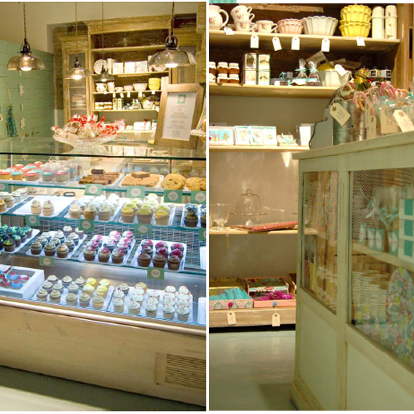 Muebles De Baño Zalema: 2009 en internet, siendo la primera tienda virtual de Cupcakes de