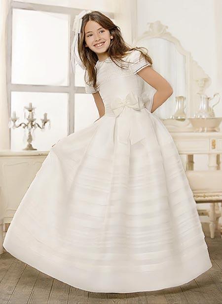 Encontrarás vestidos de primera comunión de todas las marcas.