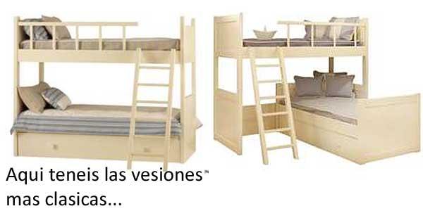 Dormitorios infantiles dobles imagui - Dormitorios infantiles literas ...