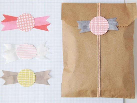 Ideas para envolver regalos con papel Kraft - Regalos originales y
