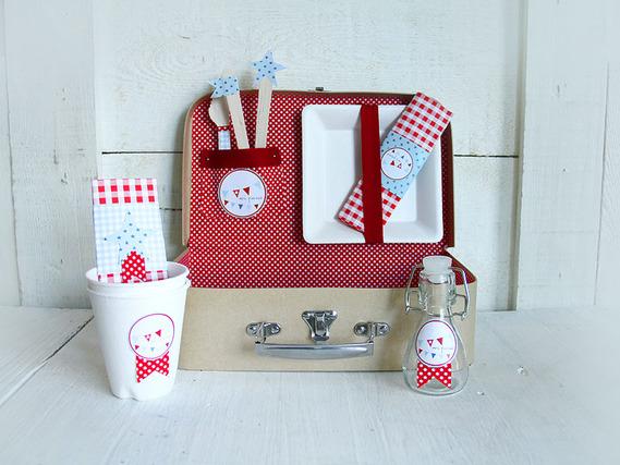 Tutorial: Personaliza tu picnic para dos