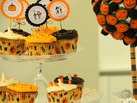 Cupcakes de Halloween