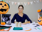 Manualidad de Halloween de One Happy Box