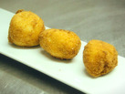 Receta de croquetas de jamn